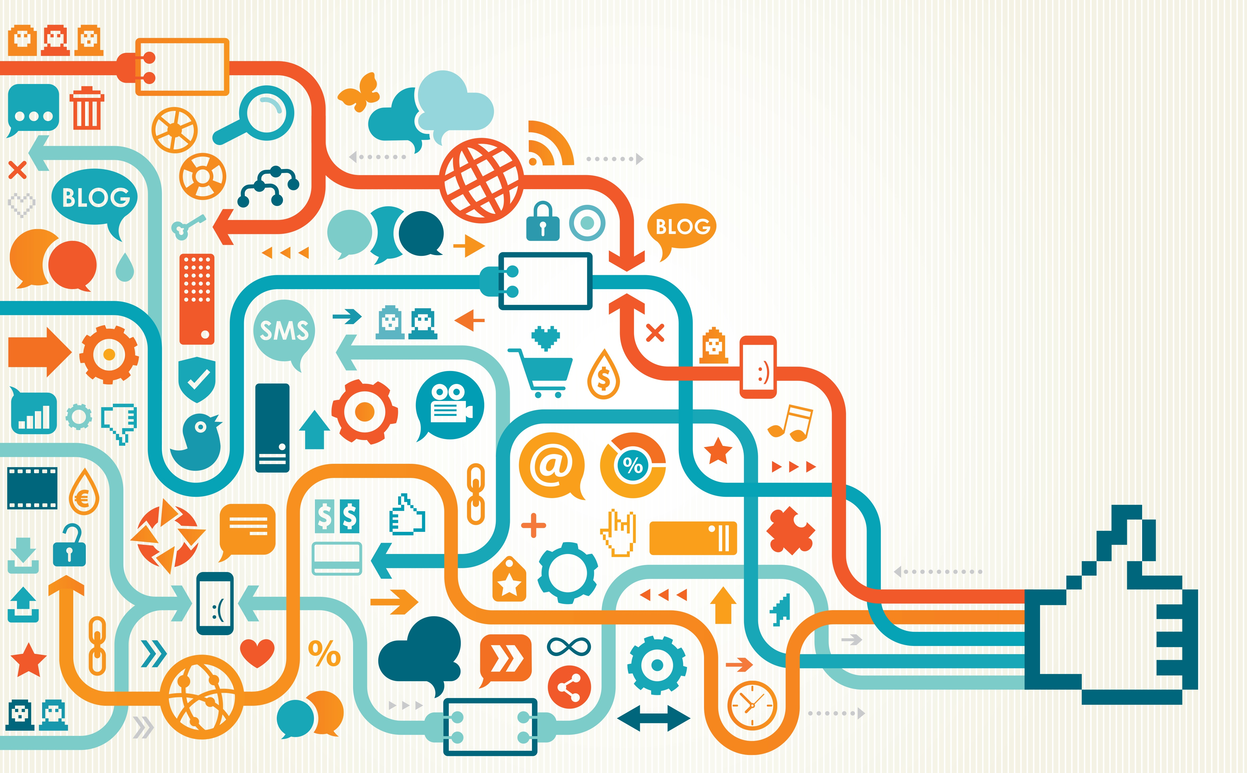 8 Questions to Ask When Setting Up Your Brand's Social Media Strategy